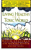 Cover of Living Healthy in a Toxic World